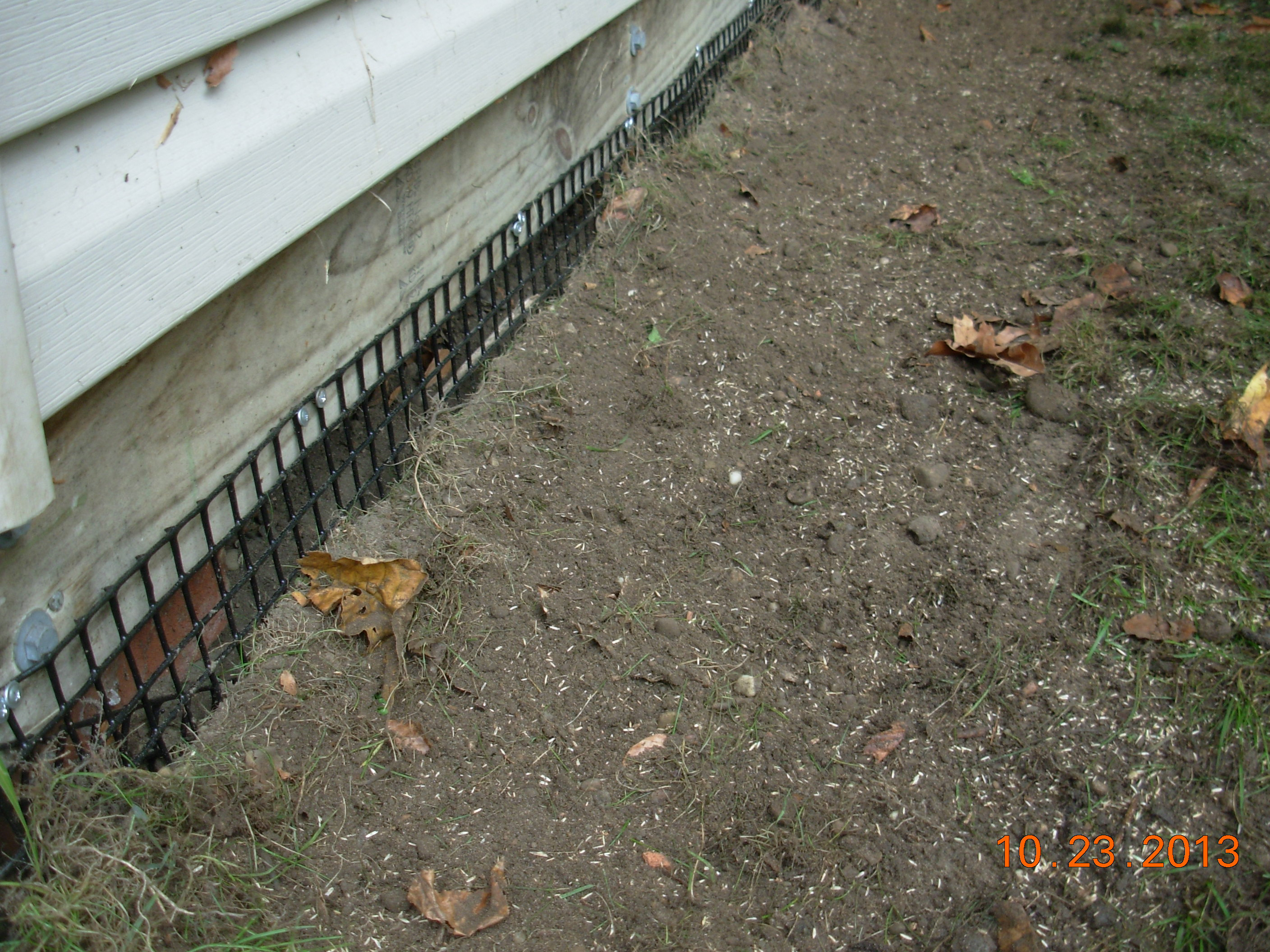 Animal Proofing Decks Sheds Foundations Wire Mesh